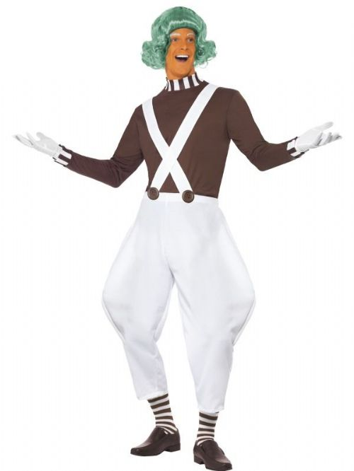 Candy Creator Male Costume